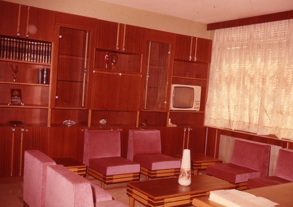 Erkek meslek ve teknik liseleri 1982