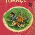 Türkçe ders kitabı, 3.sınıf, 1979