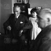 Atatürk Manevi Kızı Ülkü'nün Evinde, 1936
