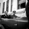 Atatürk İran Şahı Rıza Pehlevi ile, 1934