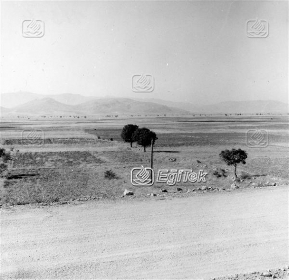 Burdur, Tefenni Ovası, 1972