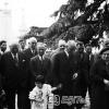 Atatürk Dolmabahçe Sarayı'nda, 1935
