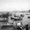 İstanbul, Haliç'te Kayıkçılar, 1952