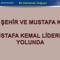 Dört Şehir ve Mustafa Kemal