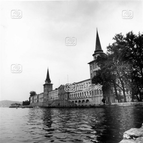 İstanbul, Kuleli Askeri Lisesi  1972