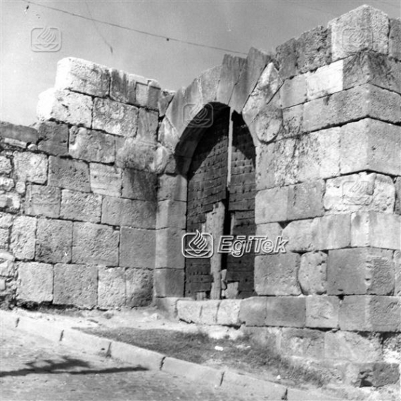 Kahramanmaraş Kalesi, 1973