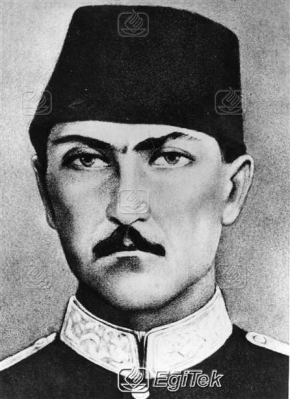 Atatürk, Ali Rıza Bey