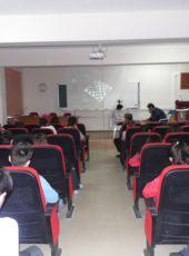 Simav Cumhuriyet Anadolu Lisesi'nde Satranç Turnuvası