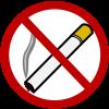 Sigara İçme Yasağı, No Smoking