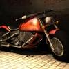 3D Motorsiklet