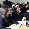 EBA ekibi Mustafa Azmi Doğan Anadolu Lisesi'ni ziyaret etti