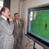 Erdemli İlçe Milli Eğitim Müdürü Mehmet METİN Etkileşimli Tahtayı Kullandı