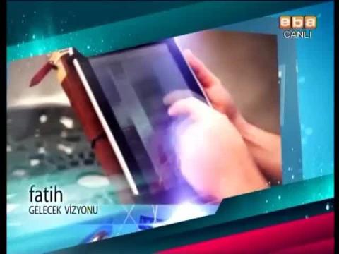 Eğitim Bilişim Ağı (EBA)'nın Tanıtımı - Selçuk ÜNALAN - İbrahim ÜNLÜ - Ali İhsan BAYKAL (04.09.2013)
